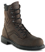 414 - Mens 8-inch Boot