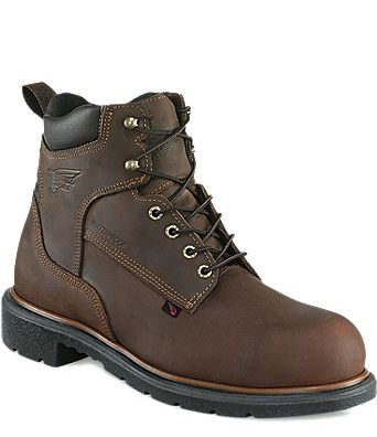 red wing safety boots