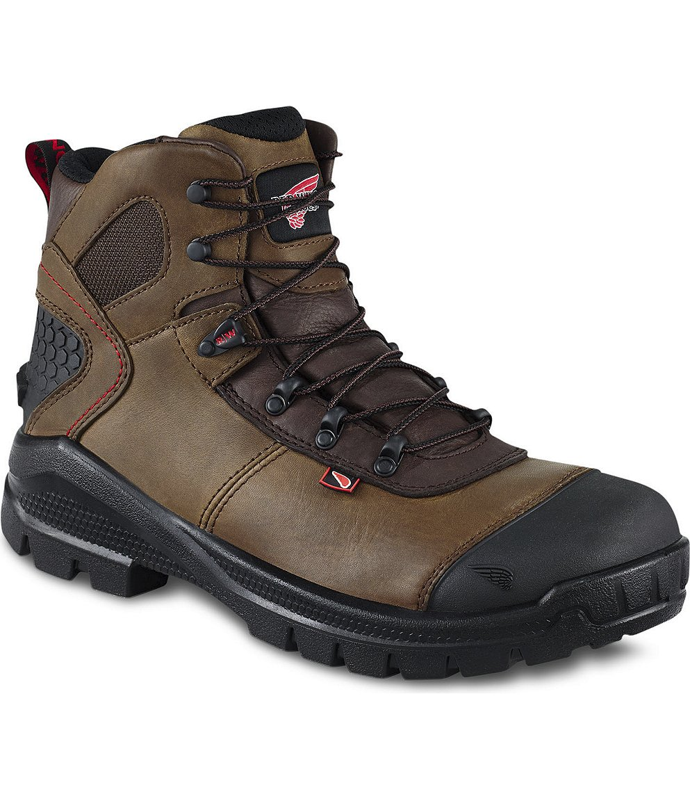 Red Wing Work Shoes &amp Boots - Rugged Footwear for Hard Working
