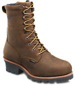 616 - Mens 9-inch Logger Boot