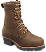 616 - Mens 9-inch Logger Boot