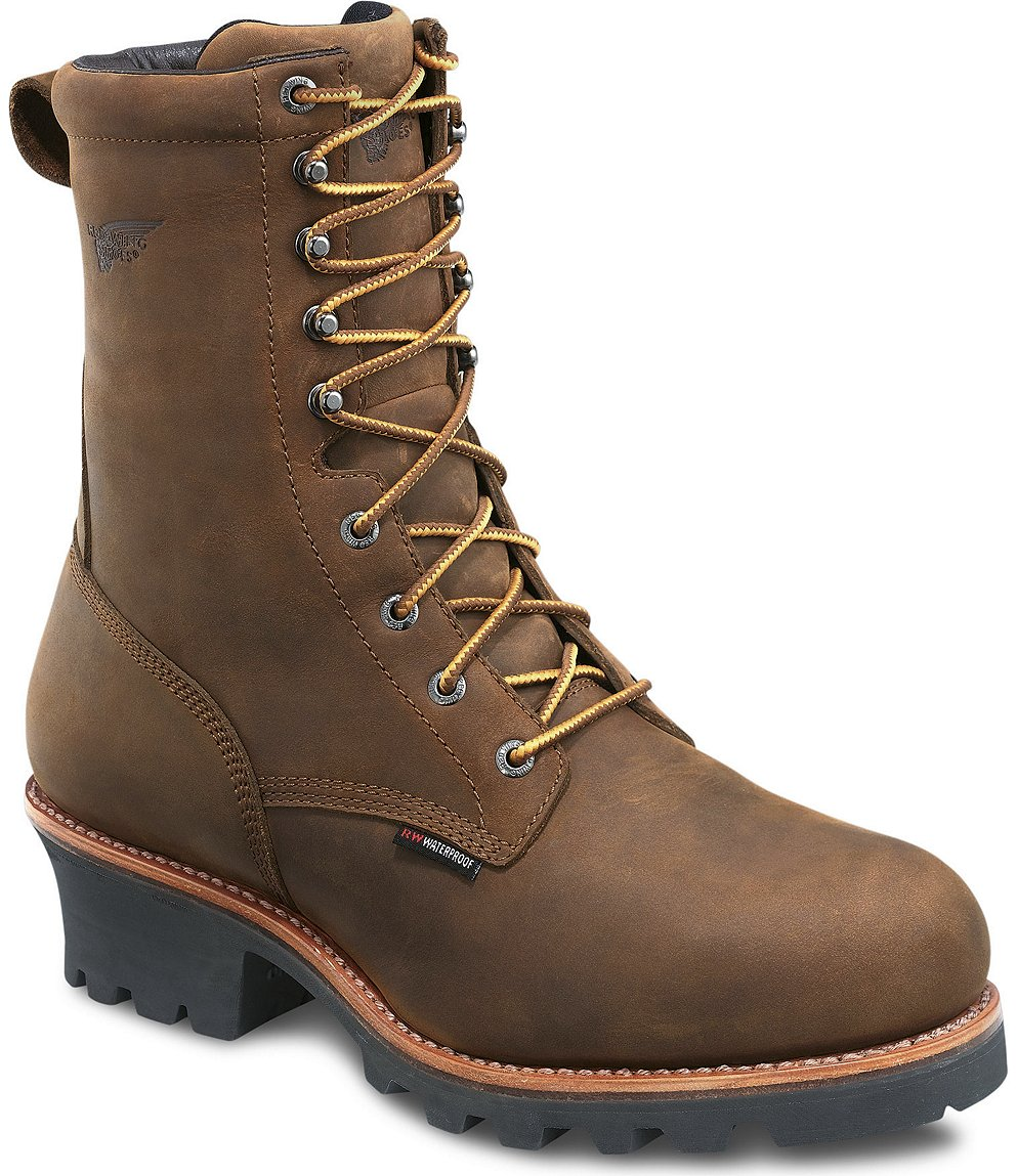 Red Wing Safety Boots - Cr Boot