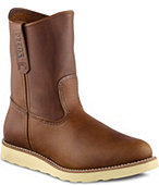 866 - Mens 9-inch Pull-On Boot