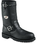 988 - Mens 10-inch Pull-On Boot