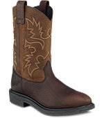 1101 - Mens 11-inch Pull-On Boot