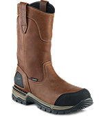 1138 - Mens 11-inch Pull-On Boot