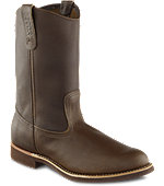 1178 - Mens 11-inch Pull-On Boot