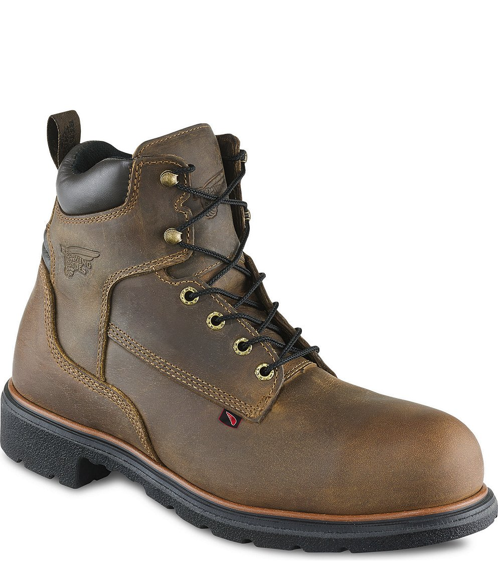 Red Wing Work Shoes & Boots - Rugged Footwear for Hard Working ...
