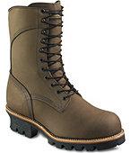 2292 - Mens 10-inch Logger Boot