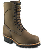 2292 - Mens 10-inch Logger Boot