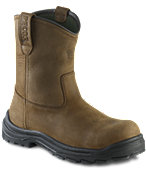 3274 - Mens 9-inch Pull-On Boot