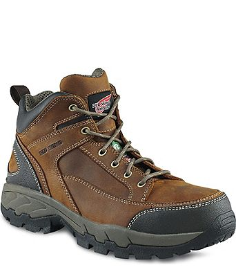 Red Wing Work Shoes Amp Boots Rugged Footwear For Hard