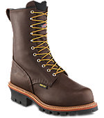 4415 - Mens 9-inch Logger-Lineman Boot