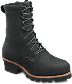 4416 - Mens 9-inch Logger Boot
