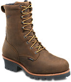4417 - Mens 9-inch Logger Boot