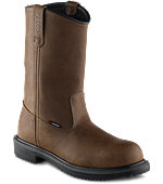 4445 - Mens 11-inch Pull-On Boot