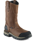 4448 - Mens 11-inch Pull-On Boot