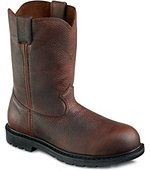 5455 - Mens 10-inch Pull-On Boot