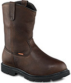 5829 - Mens 10-inch Pull-On Boot