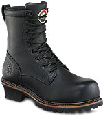 83817 - Mens 8-inch Logger Boot
