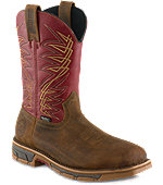 83916 - Mens 11-inch Pull-On Boot