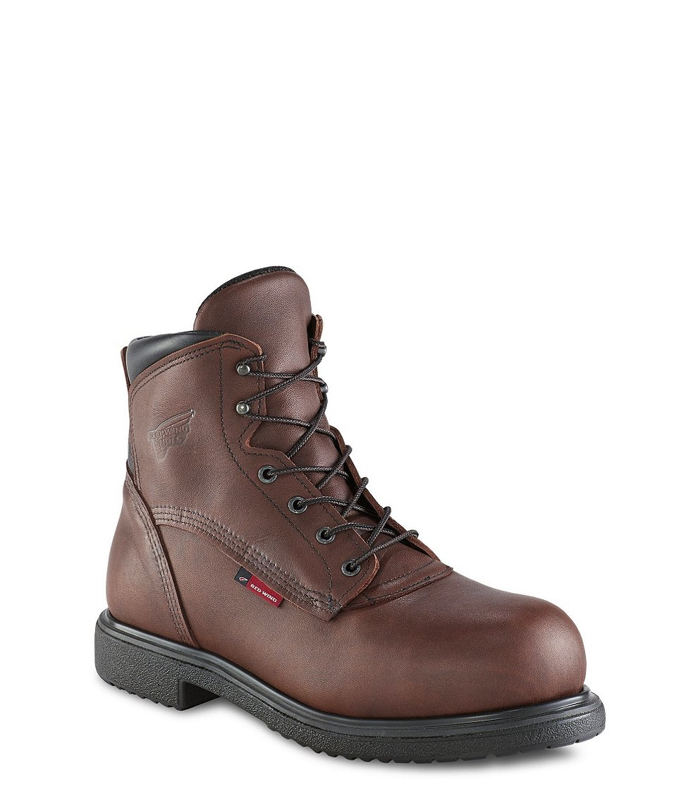 Wing Steel Toe Boots For Men