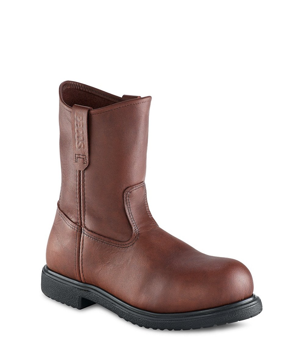 Red Wing Safety Toe Boots - Cr Boot