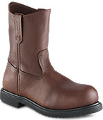 E3219 - Mens 9-inch Pull-On Boot