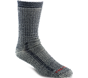 Merino Wool-Navy Sock