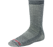 Merino Wool-Charcoal Sock
