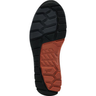 Rubber OmniTrax - Black-Gray-Orange