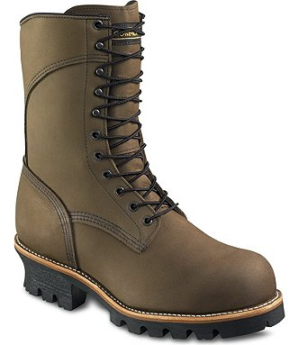 Red Wing Safety Boots 2292 Red Wing Men S 10 Inch