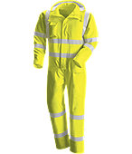 65185 Red Wing FR Hi-Vis Rainwear Coverall