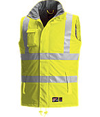 65189 Red Wing HI VIS FR,Rainwear, Insulated Vest
