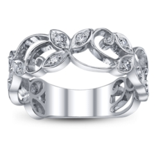 Married bee's that wear only a wedding band with stones, I'd love to see 'em!!! :  wedding 0364709 T?wid=225&op Usm=1.1,0