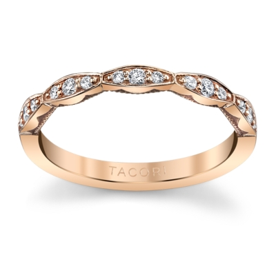Wedding Bands Two Tone