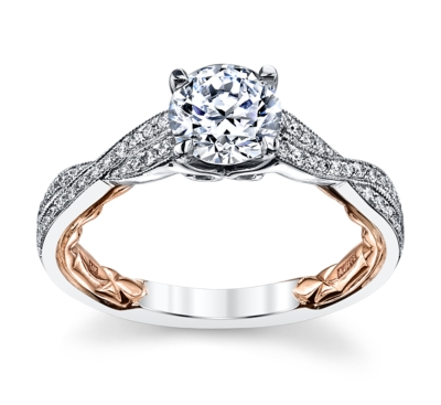 Gothic Wedding Rings 93 Spectacular Rose gold engagement rings