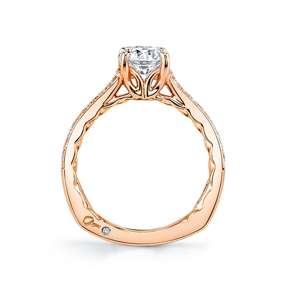 A Jaffe Engagement Ring Robbins Brothers