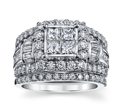 Designer Wedding Sets Engagement Rings at Robbins Brothers