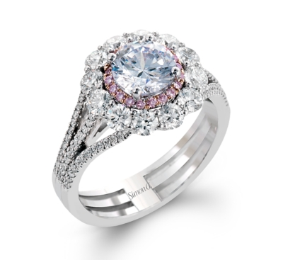 Designer Engagement Rings by Simon G at Robbins Brothers