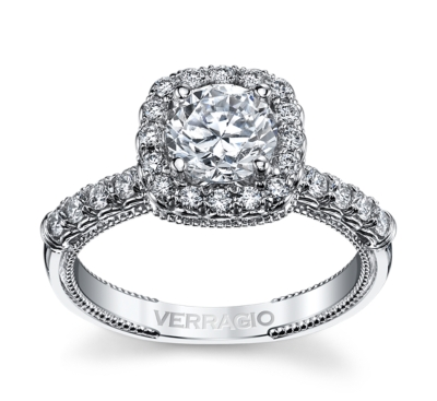 Designer Halo Engagement Rings at Robbins Brothers