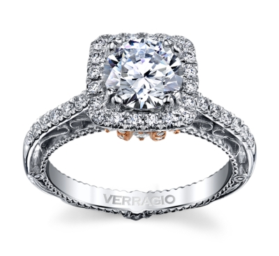 Designer Engagement Rings by Verragio at Robbins Brothers