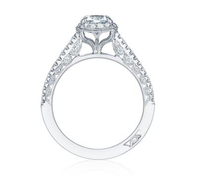 tacori platinum diamond engagement ring setting 38 cttw - Tacori Wedding Ring