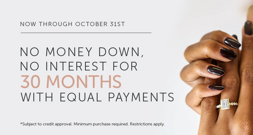 Special Financing   Limited Time Only