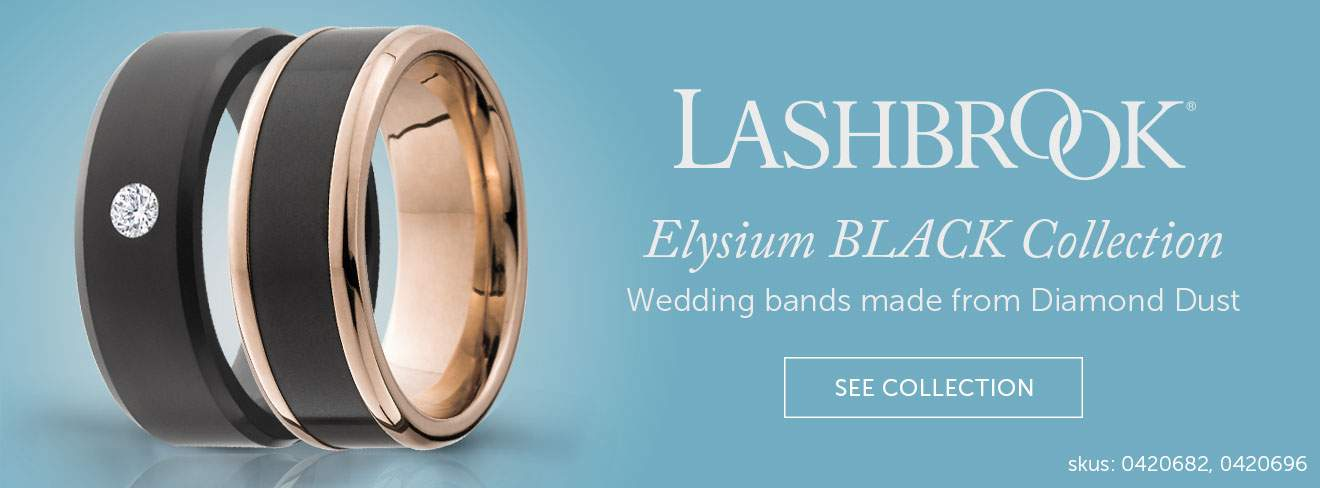 Lashbrook Elysium Black Collection