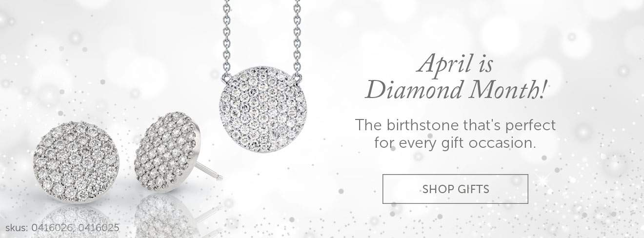 April is Diamond Month