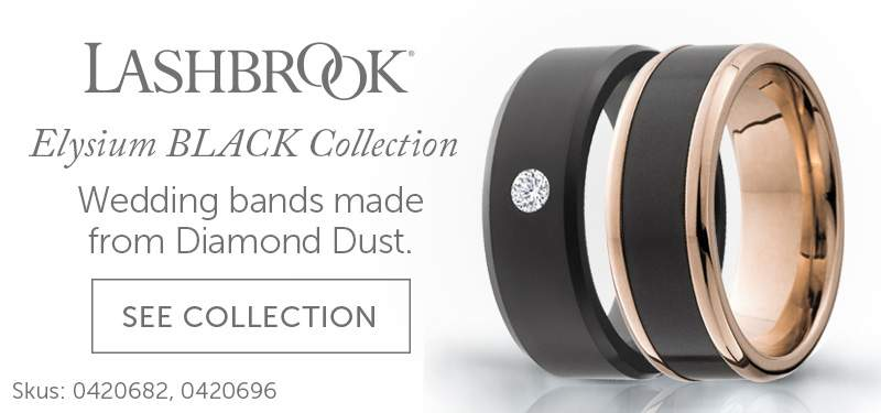 Lashbrook Elysiun Black Collection