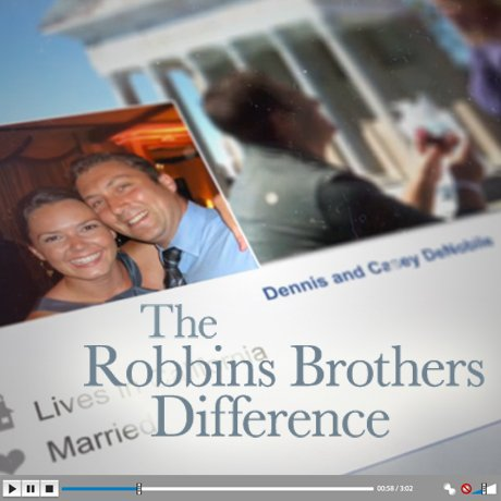 The Robbins Brothers Difference Video.