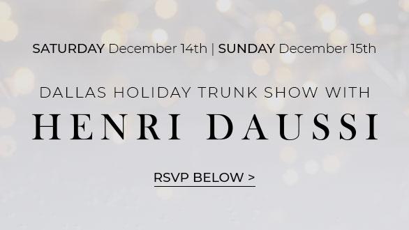 Henri Daussi Dallas Event