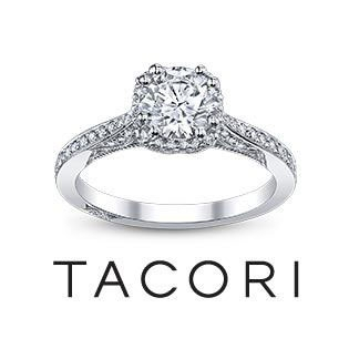 tacori is the leading designer of diamond engagement rings and weddings bands each authentic read more